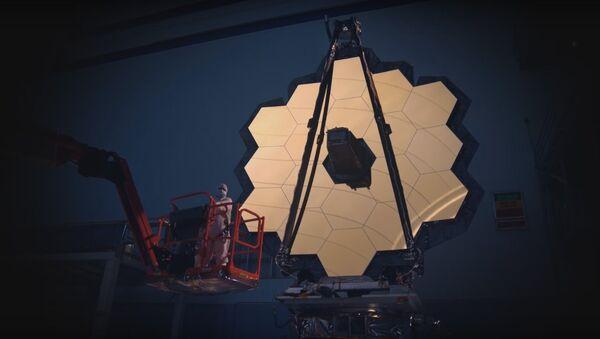 Le téléscope spatial James Webb - Sputnik France