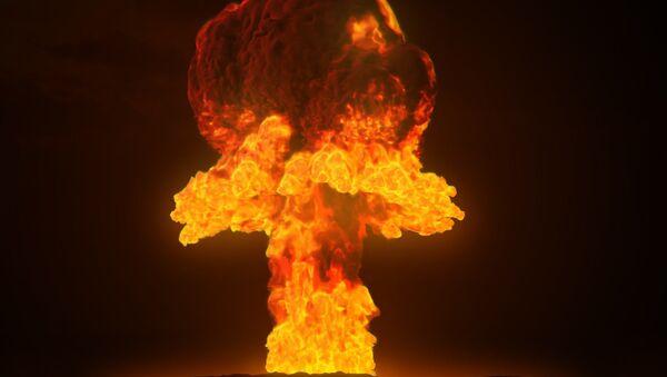 Explosion nucléaire - Sputnik France