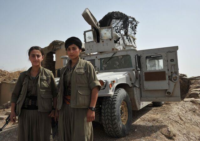 Le parti des travailleurs du Kurdistan revendique la mort de 12 soldats turcs