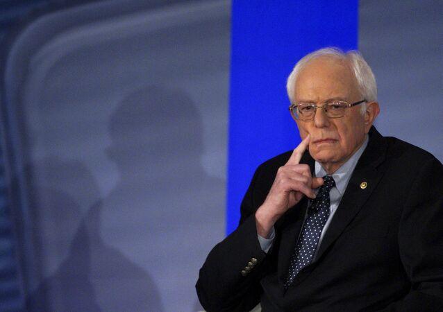 Bernie Sanders, image d'archives