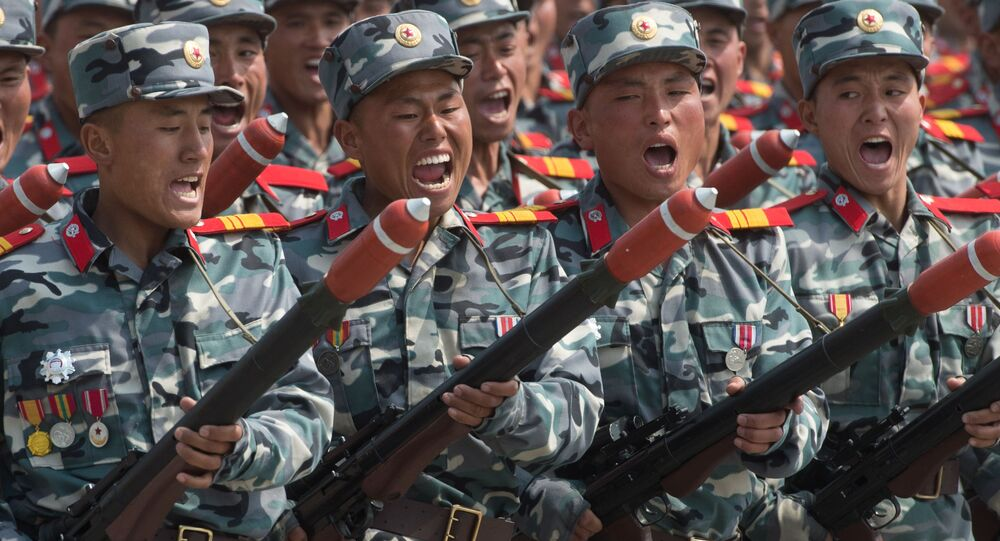 Armée nord-coréenne