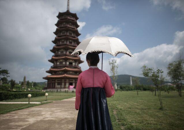 Corée du Nord, image d'illustration