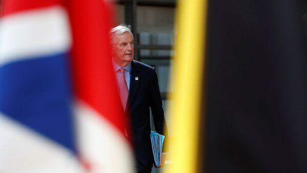Michel Barnier - Sputnik France