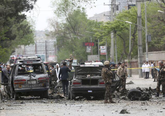La situation en Afghanistan