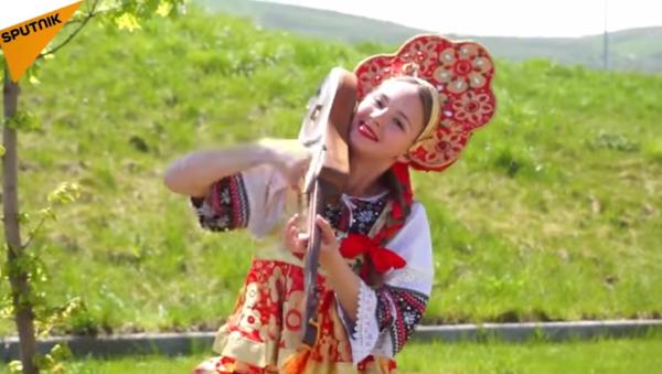 On vous présente le Jimi Hendrix de la musique traditionnelle kirghize - Sputnik France