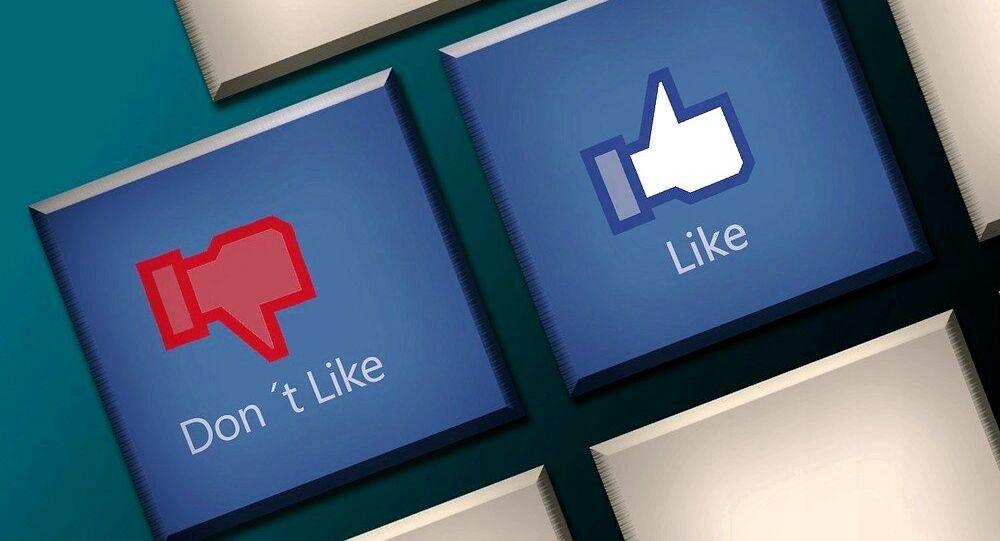 Dis-moi combien de «j'aime» tu as sur ton Facebook et je te dirai si tu es heureux
