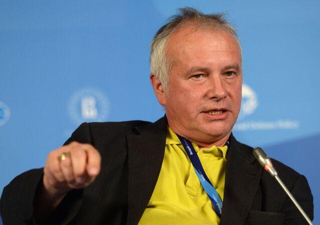Le politologue allemand Alexander Rahr
