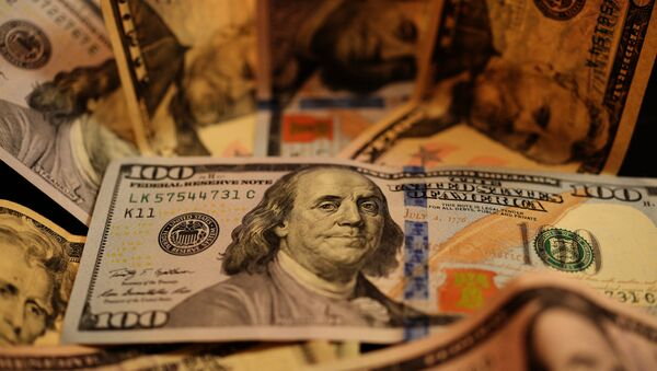 Dollars américains - Sputnik France