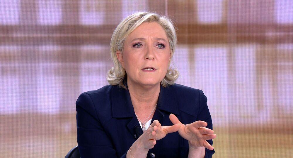 Marine Le Pen, archives