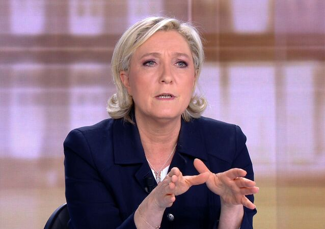 Marine Le Pen, archives