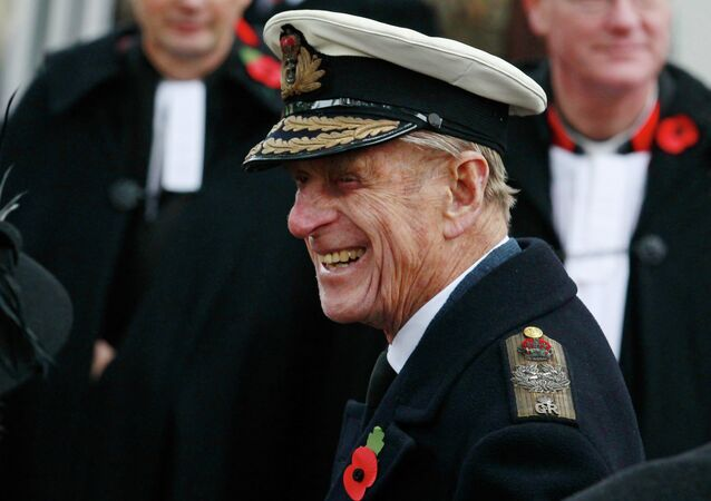 Prince Philip, photo d'archives
