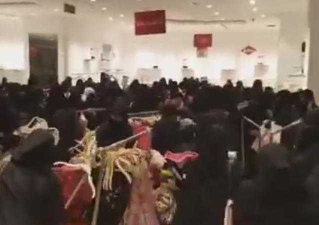 Des rabais: le paradis pour toutes les femmes