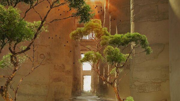 Un «jardin funéraire» de l'ère pharaonique découvert en Égypte - Sputnik France