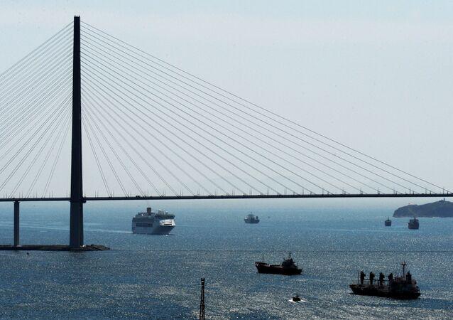 Le port de Vladivostok