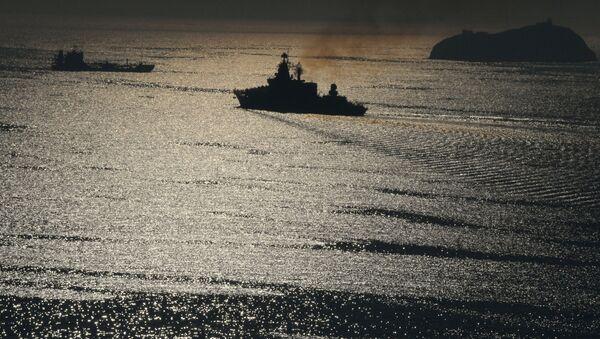 Le port de Vladivostok - Sputnik France