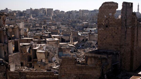 «L'enfer sur terre»: ce qu'est devenue Alep après 4ans sous le joug terroriste (Vidéo) - Sputnik France