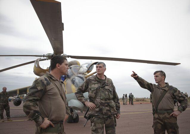 Des militaires français au Mali (image d'illustration)