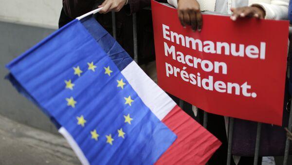 Élection présidentielle française - Sputnik France