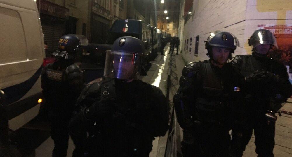 Forces de l'ordre en France