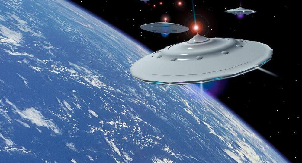 Carte postale pour des extraterrestres: comment les aliens perçoivent notre planète