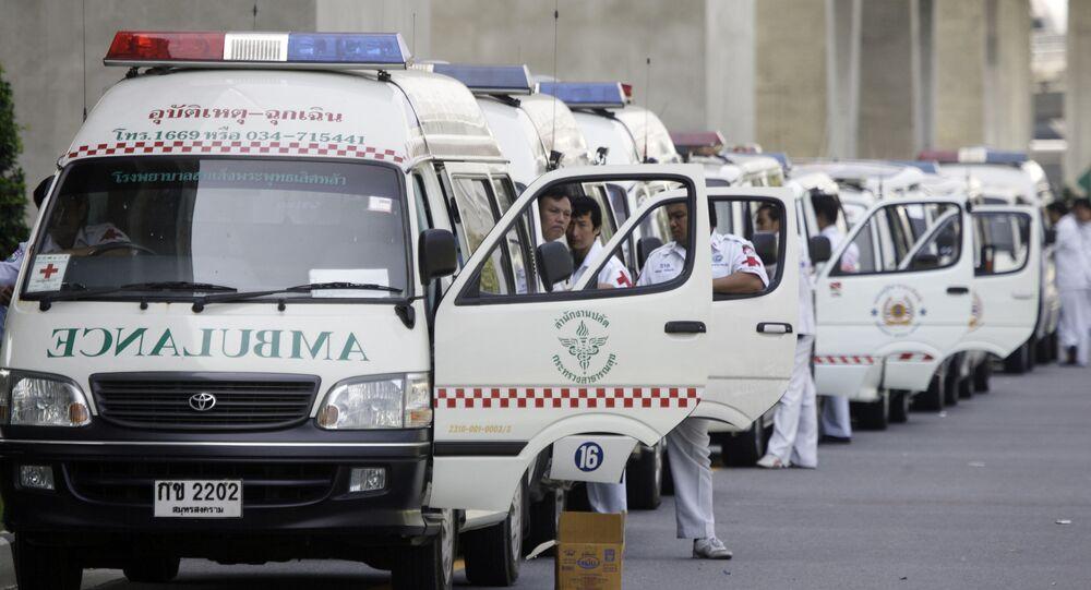 Ambulance, Thailand