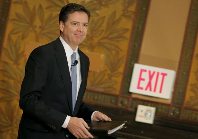 James Comey, exdirector du FBI