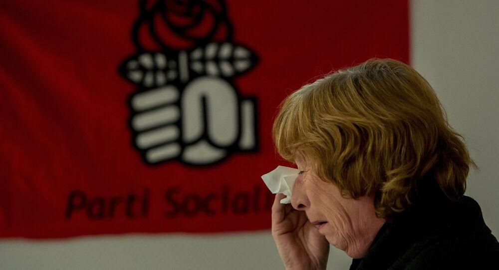 Militante du Parti socialiste