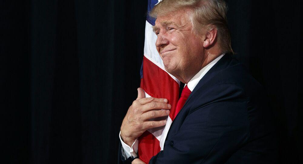 Une procédure de destitution de Donald Trump préparée au Congès