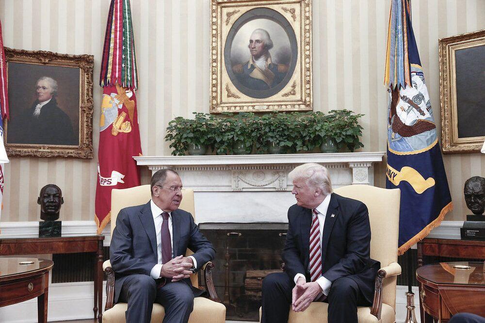 Les moments clés de la visite de Sergueï Lavrov aux États-Unis