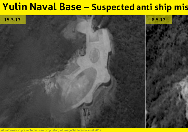 La Chine déploie des systèmes de missiles en mer de Chine méridionale