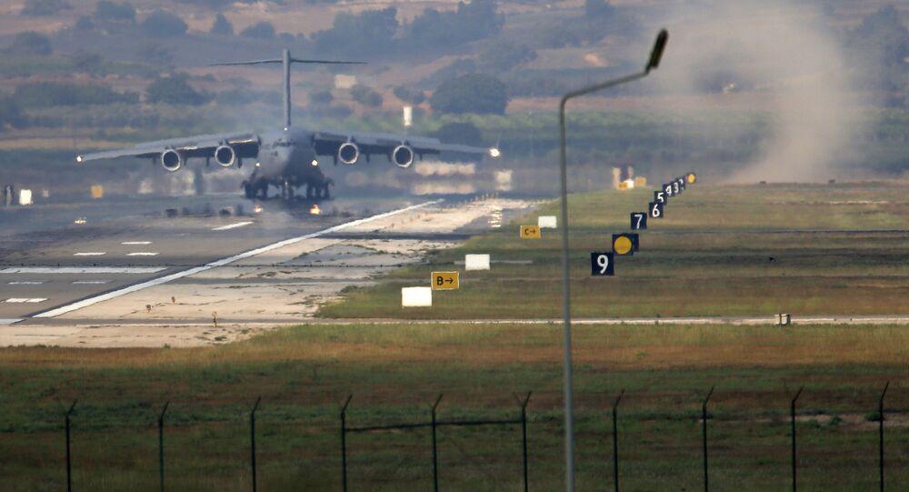 Base aérienne d'Incirlik, en Turquie