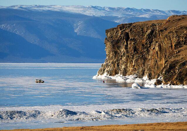 Le lac Baïkal