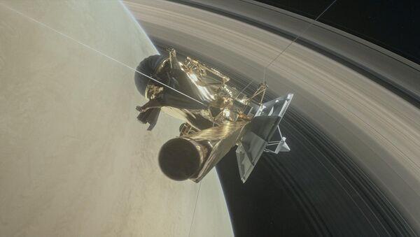 Cassini - Sputnik France