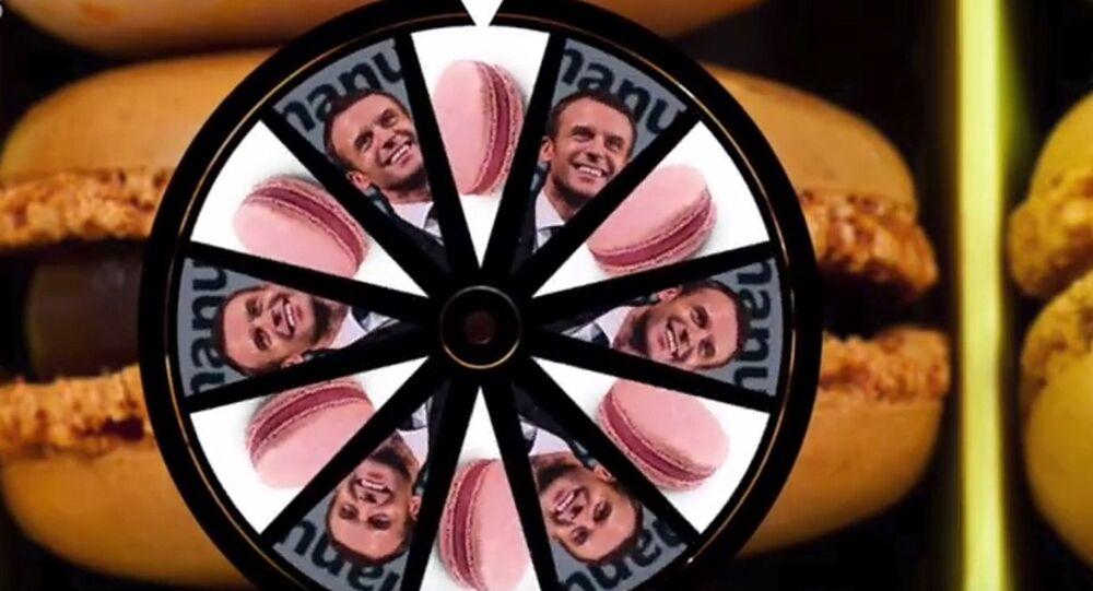 «Macron» ou «Macaron»: les internautes ne savent plus très bien…