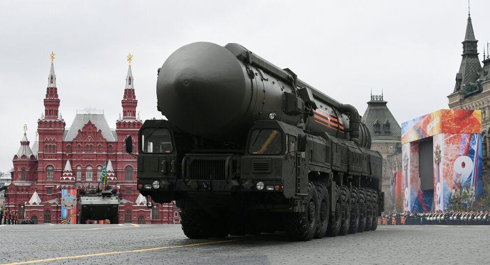 Un système de missiles de type Iars