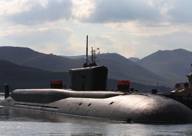sous-marin de classe Boreï