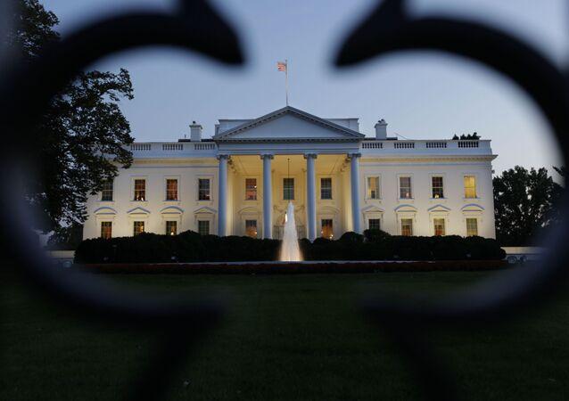 La Maison-Blanche, Etats-Unis