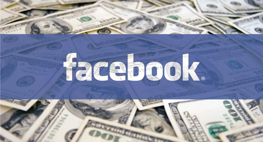 La justice brésilienne a bloqué 6 millions de dollars de Facebook