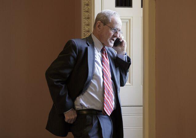 Le sénateur républicain James Risch