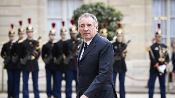 Le haut-commissaire au Plan et président du MoDem, François Bayrou - Sputnik France
