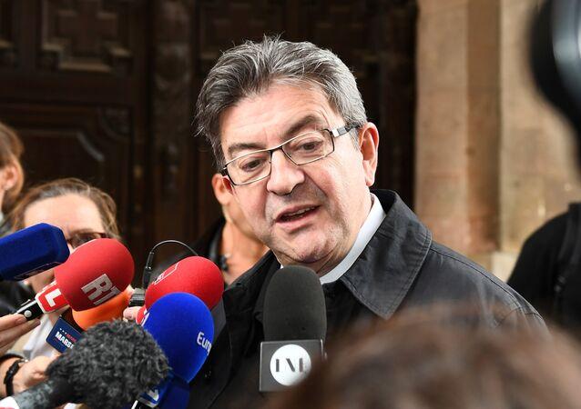 Jean-Luc Mélenchon (archives)