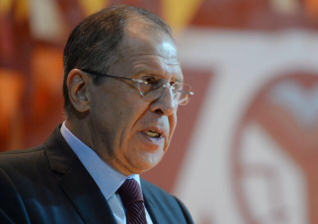 Sergeï Lavrov