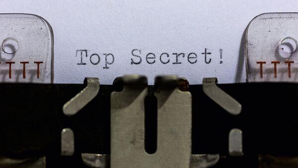 top secret - Sputnik France