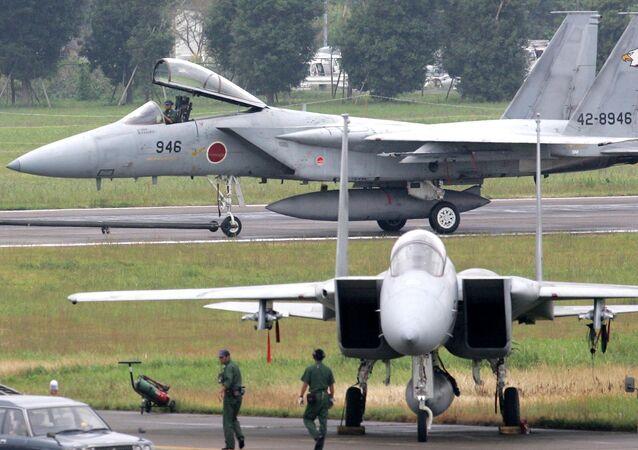 Des F-15 japonais