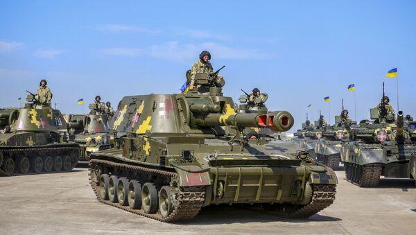 Porochenko dévoile des détails sur les livraisons d'armes américaines à Kiev - Sputnik France
