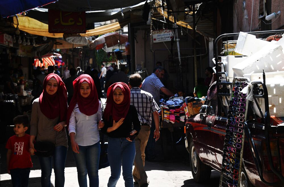 La vie biblique de Damas