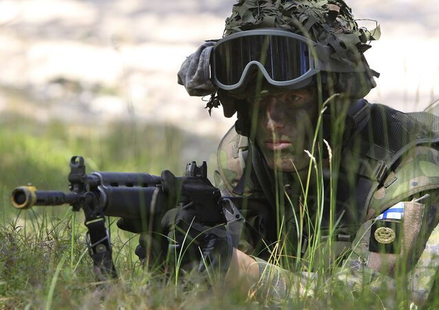 Soldat de l'Otan