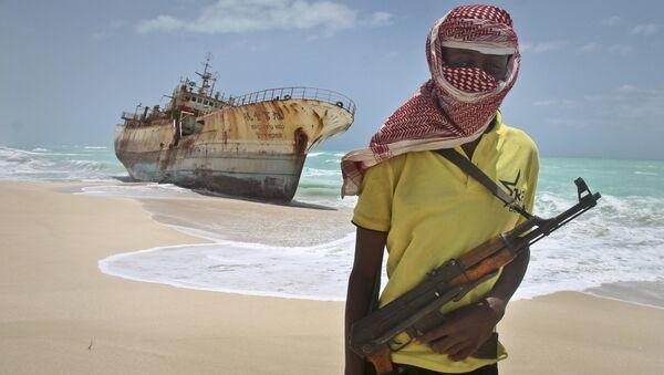 Un pirate en Afrique - Sputnik France