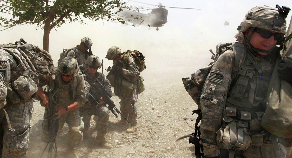 Des soldats américains en Afghanistan, image d'illustration