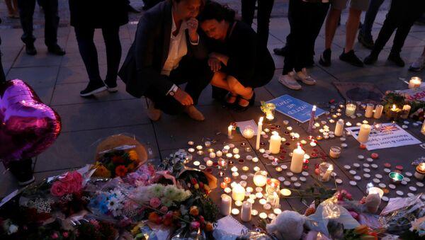 Manchester, lieu de l'attentat - Sputnik France